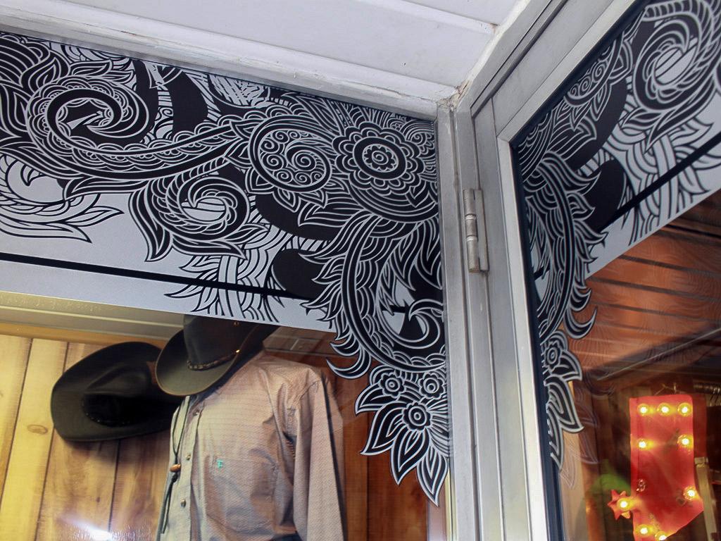 decorative window stickers